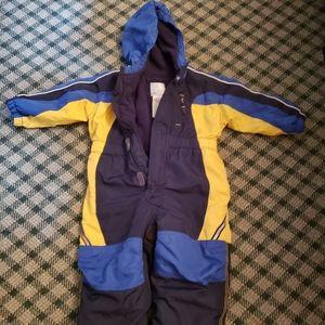 18-24 Month Size Snow Suit Pants Old Navy